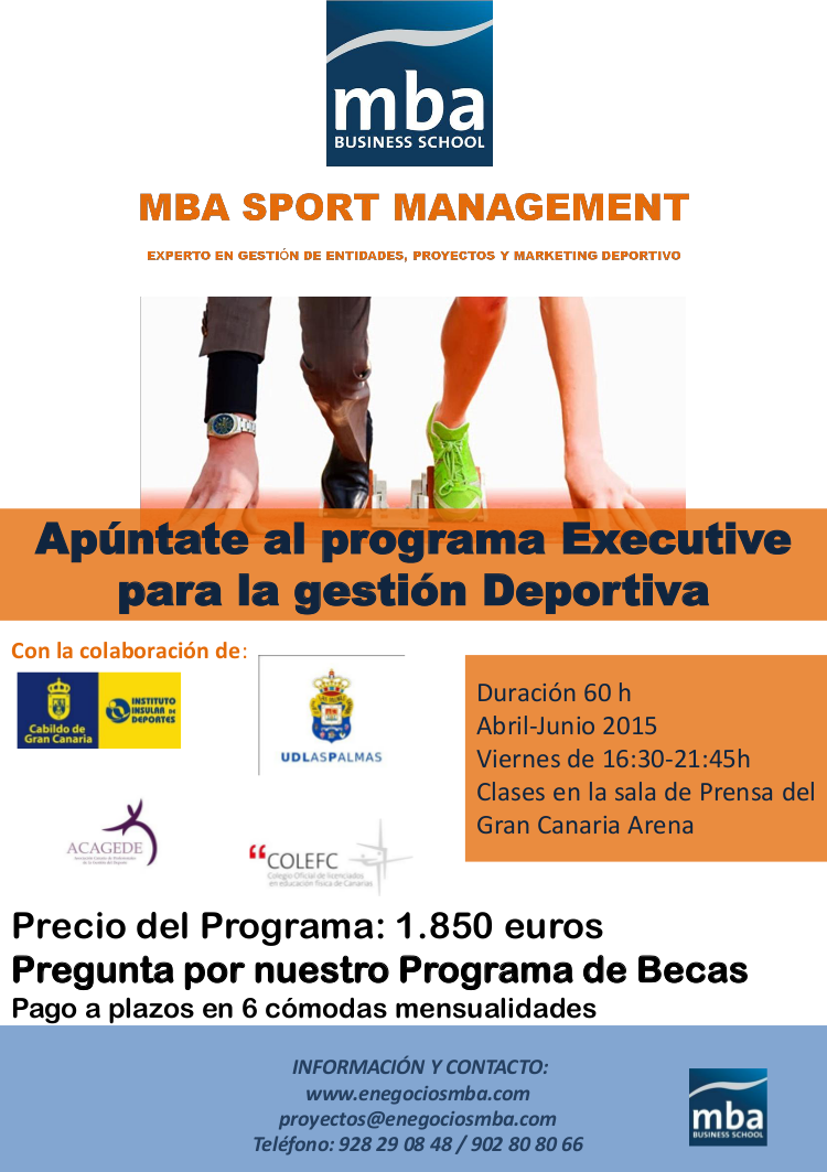 MBA SPORT MANAGEMENT