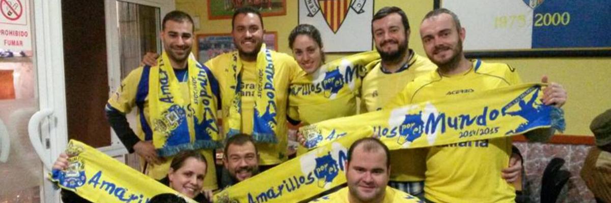 Amarillos por el Mundo en Sabadell