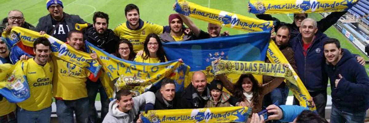 Amarillos por el Mundo en Huelva