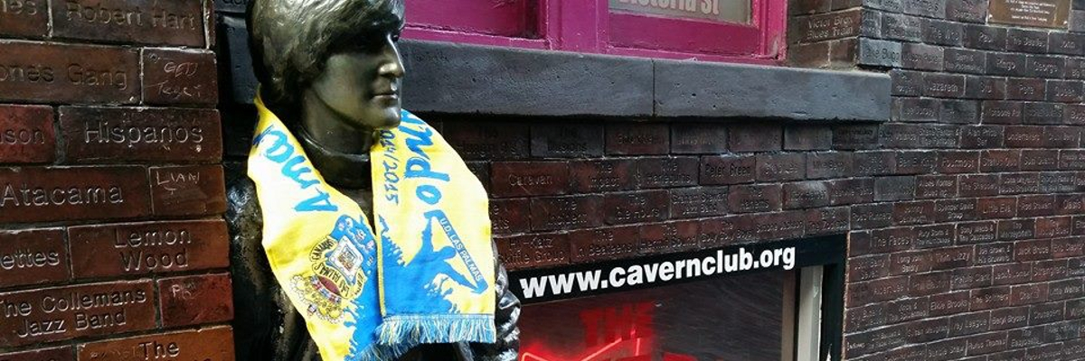 Liverpool y John Lennon
